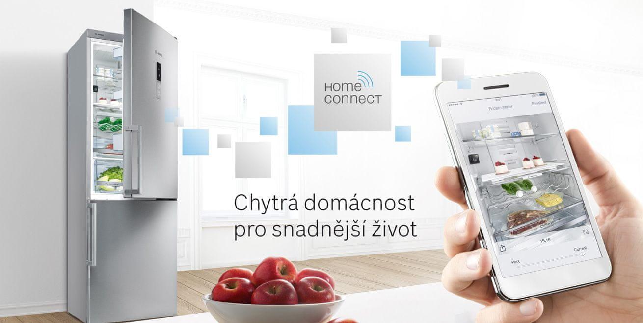 Bosch KGN49AIDP Home Connect