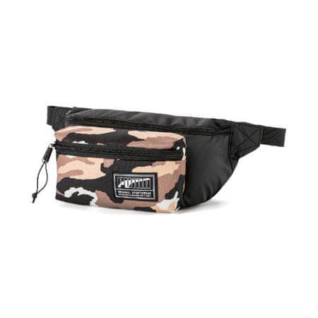 Puma 075855 Academy torba za okrog pasu, uniseks, rjava