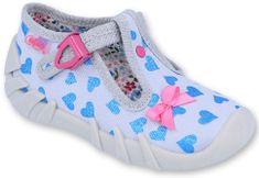 Befado dievčenské papučky Speedy 110P380