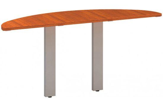 Interiér Říčany Stůl kancelářský - Přídavný - Alfa 300 - Třešeň, 1625x450x742
