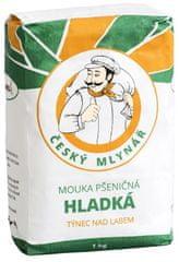 10x Český mlynár Múka pšeničná hladká 1 kg