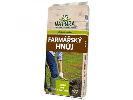 AGRO CS NATURA Farmářský hnůj 40l