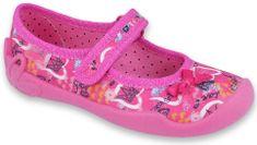 Befado dievčenské papučky Blanca 114X358