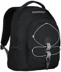 Wenger MARS - 16″ batoh na notebook 610205, černá / šedá