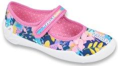Befado dievčenské papučky Blanca 114X395
