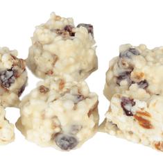 MADAMI Pohankovo - jáhlové hrudky v jogurtové čokoládě s kousky ovoce, 2 kg