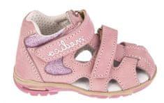 Medico dievčenské kožené sandále EX4520/M82