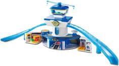 Auldey Super Wings Veľká kontrolná veža, hracia súprava + Jett a Donnie