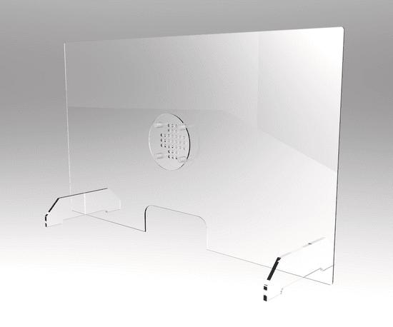 Plexi PMMA Sanitární stěna AP202002