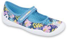 Befado dievčenské papučky Blanca 114Y386