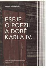 Matouš Jaluška: Eseje o poezii a době Karla IV.
