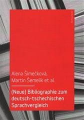 Alena Šimečková: Bibliographie zum deutsch-tschechischen Sprachvergleich