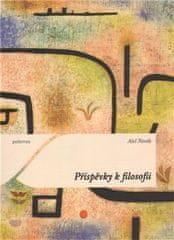 Aleš Novák: Příspěvky k filosofii