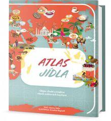 Genny Gallo: Atlas jídla - Objev chutě a tradice všech světových kuchyní