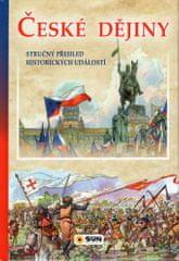 České dějiny - Stručný přehled historických událostí