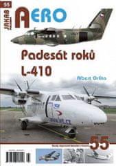 Albert Orlita: Padesát roků L-410
