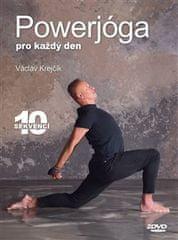 Václav Krejčík: Powerjóga pro každý den - 10 sekvencí