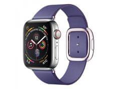 Coteetci kožený magnetický řemínek Nobleman pro Apple Watch 38 / 40mm