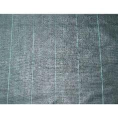 Nature Agrowłóknina przeciw chwastom, 2 x 5 m, czarna