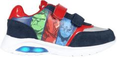 Cerda Chlapecké tenisky Avengers svítící LED červené Velikost: 24