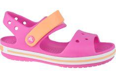 Crocs Crocband Sandal Kids 12856-6QZ 32/33 Różowe