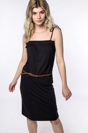 Alife and Kickin női ruha Kim, L, fekete