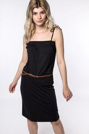 Alife and Kickin dámské šaty Kim XL černá