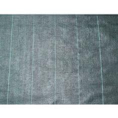 Nature Agrowłóknina przeciw chwastom, 1 x 10 m, czarna
