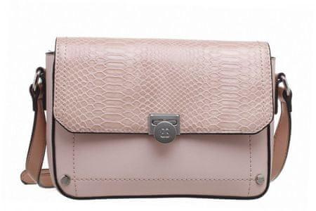 Bessie London ženska crossbody torbica BW4283, ružičasta