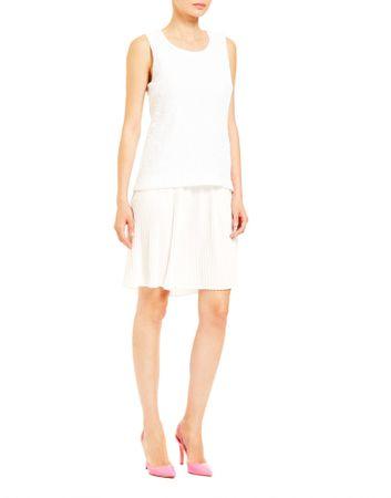 Trussardi Jeans női ruha 56D00332-1T003541 40 fehér