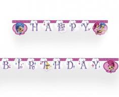 """GoDan Banner """"Shimmer i Shine"""" - Happy Birthday 200 cm"""