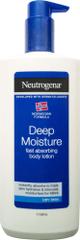 Neutrogena losjon za telo, za suho kožo, 400 ml
