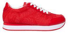 Desigual Dámske tenisky Shoes Gala xy Rojo Roja 20SSKP34 3061