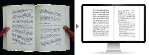 Iriscan Desk 5, editovateľné formáty, automatická korekcia obrazu
