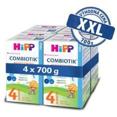 HiPP 4 Junior Combiotik Batolecí mléko 4x700 g