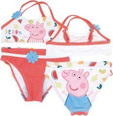 Disney kétrészes lány fürdőruha Peppa Pig