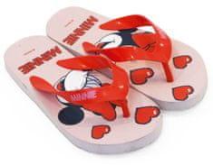 Disney Dievčenské žabky Minnie WD12930