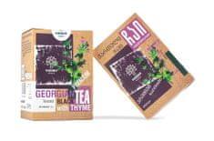 Manna Gruzínský premium Černý čaj s mateřídouškou - tymiánem - sypaný 70g