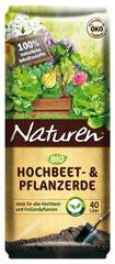 Substral Naturen Bio podloga za visoke grede i vrt, 40 l