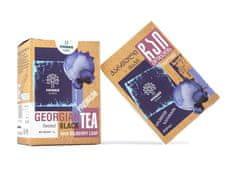 Manna Gruzínský premium Černý čaj s borůvkou sypaný 70g
