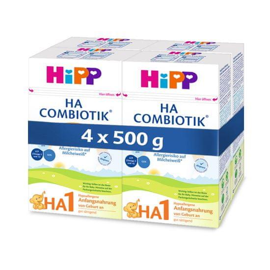 HiPP HA 1 BIO Combiotic - 4x500g
