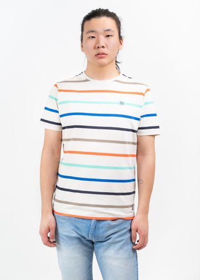 Lerros pánske tričko 2023053 M, smotanová