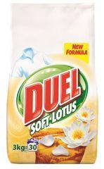 Duel Soft Lotus prašak za pranje rublja, 3 kg
