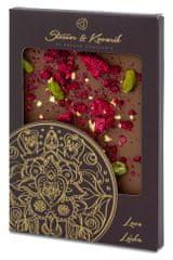 Pražská čokoláda Mandala lásky 70g