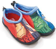 Disney Chlapčenské topánky do vody Avengers AV13052