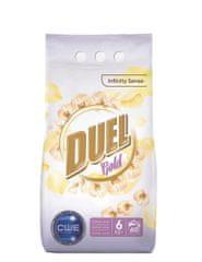 DUEL Gold Infinity Sense pralni prašek, 6 kg