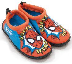 Disney Chlapčenské topánky do vody Spiderman SM12960