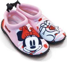 Disney Dívčí boty do vody Minnie WD12934