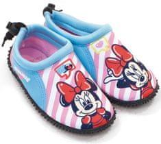 Disney Dievčenské topánky do vody Minnie WD13066