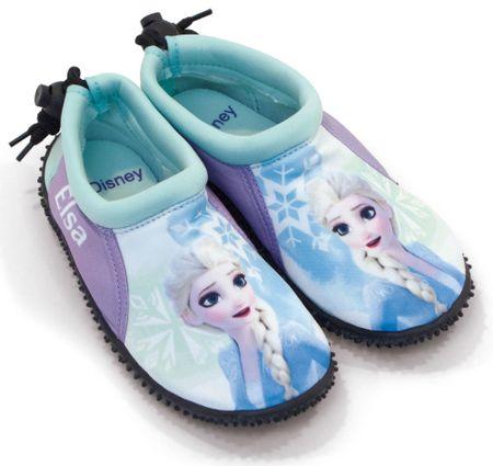 Disney dekliški čevlji za v vodo Frozen WD13081, 24/25, zeleni
